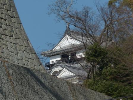 松山城 天守閣 1