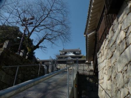 松山城 天守閣 2