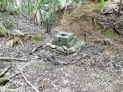 難波江城跡の踏査 (10)