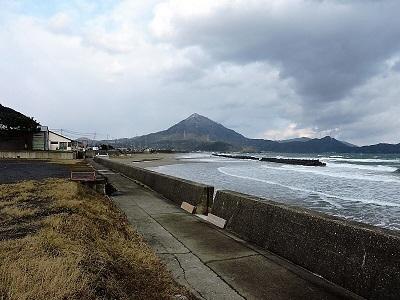 難波江城跡遠景1