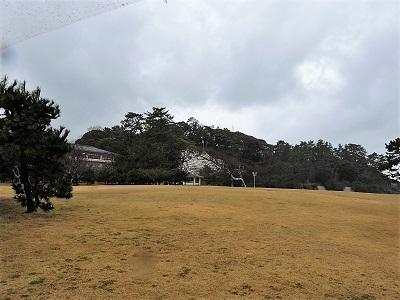 高浜城跡遠景