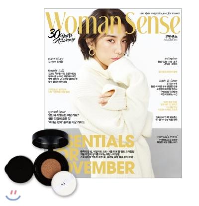 7_韓国女性誌_WOOMAN SENSE_ウーマンセンス_2018年11月号_1-1