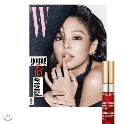 120_韓国女性誌_W Korea_Wコリア_2018年11月号_1-1