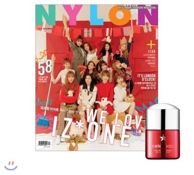 2_韓国女性誌_NYLON_ナイロン_2018年12月号_1