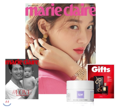 17_韓国女性誌_Mariclair_マリクレール_2018年12月号_1-1