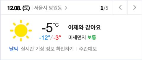 batch_2018年12月8日気温_ソウル