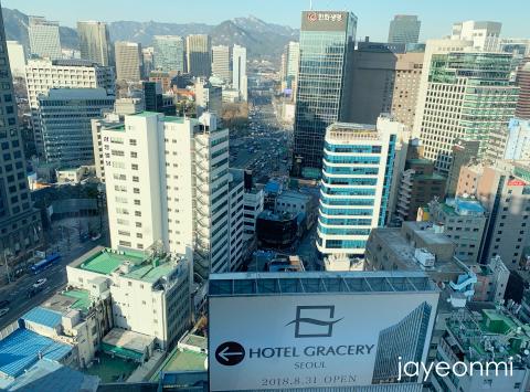ホテルグレイスリー_ソウル_女子旅_1日目_14