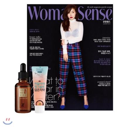 7_韓国女性誌_WOOMAN SENSE_ウーマンセンス_2019年1月号_1-1