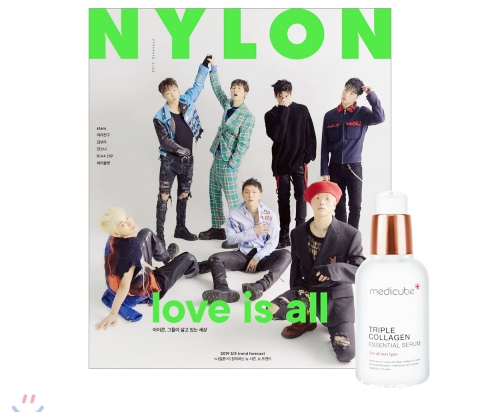 2_韓国女性誌_NYLON_ナイロン_2019年2月号_2-1