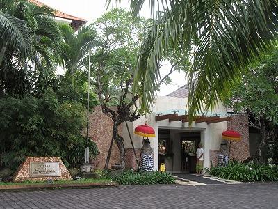griya santrian hotel