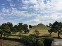 熊本の旅-阿蘇5-201811水前寺公園1