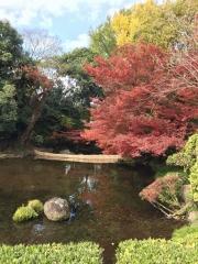 熊本の旅-阿蘇5-201811水前寺公園3