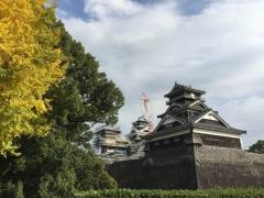 熊本の旅-阿蘇6-201811熊本城2