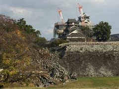 熊本の旅-阿蘇6-201811熊本城4
