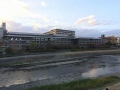 京都鴨川の秋2018リッツカールトン