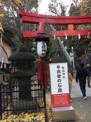 2019年のお正月愛宕神社2