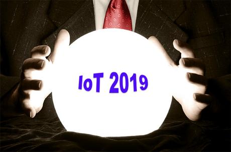 2019年 IoT市場予測 トップ10