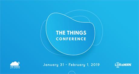 世界最大のLoRaWAN開発者会議 - The Things Conference 2019  来年もやります!