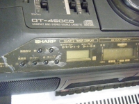 SHARP QT-450CD重箱石09