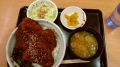 横川SAカツ丼