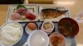 保田漁港朝食