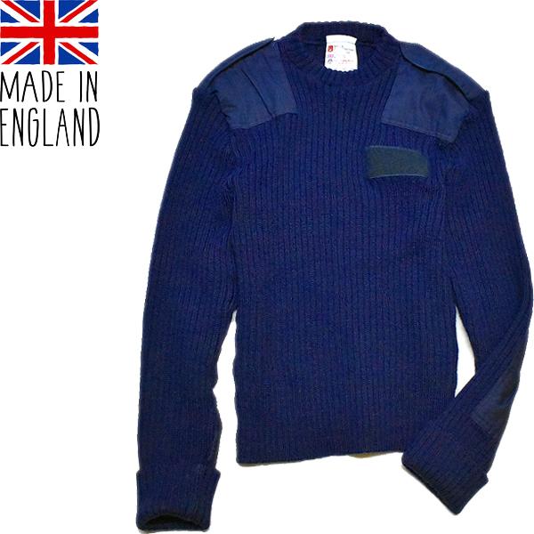 Nato軍アメリカ製イギリス製ニットセーター軍モノ画像メンズレディース@古着屋カチカチ