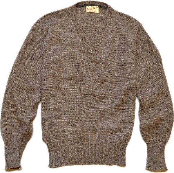 USED薄手ニットセーター画像@古着屋カチカチ (8)