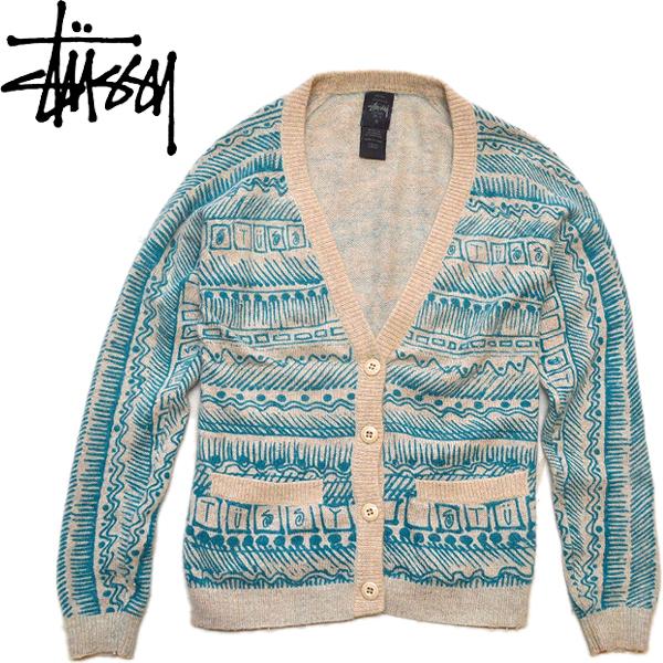 USED薄手ニットセーター画像@古着屋カチカチ