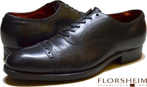 USED革靴レザーシューズ画像@古着屋カチカチ (5)