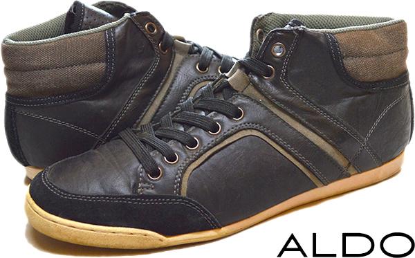 USED靴レザースニーカー画像@古着屋カチカチ (8)