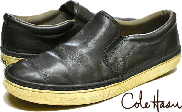 USED靴レザースニーカー画像@古着屋カチカチ (5)