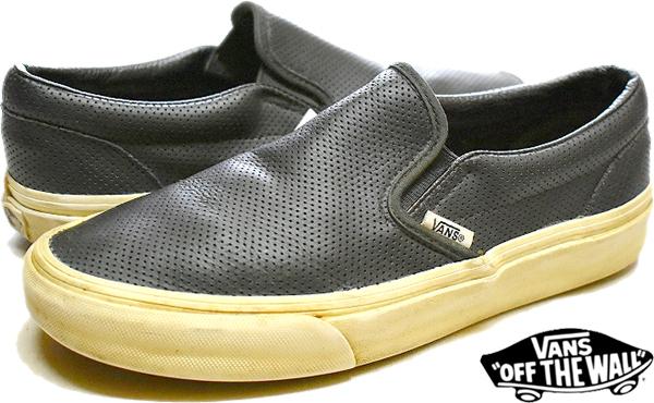 USED靴レザースニーカー画像@古着屋カチカチ (4)