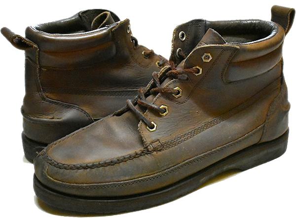 USEDレザーシューズ革靴ブーツ画像@古着屋カチカチ (2)