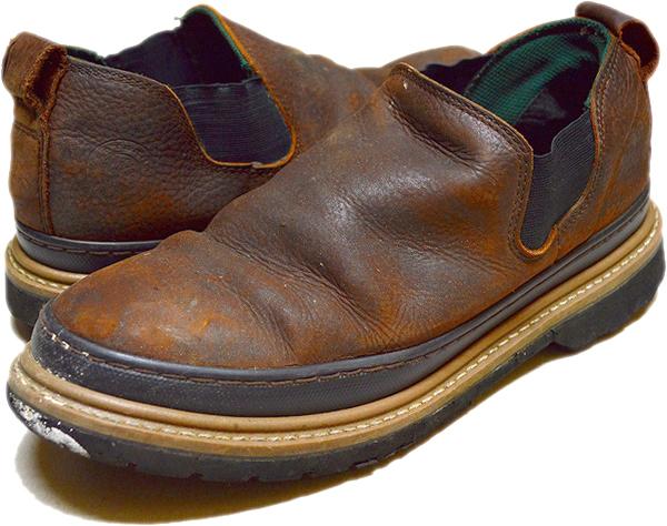 USEDレザーシューズ革靴ブーツ画像@古着屋カチカチ (10)