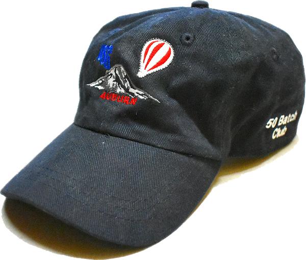 USED黒ベースボールキャップ帽子@古着屋カチカチ (4)