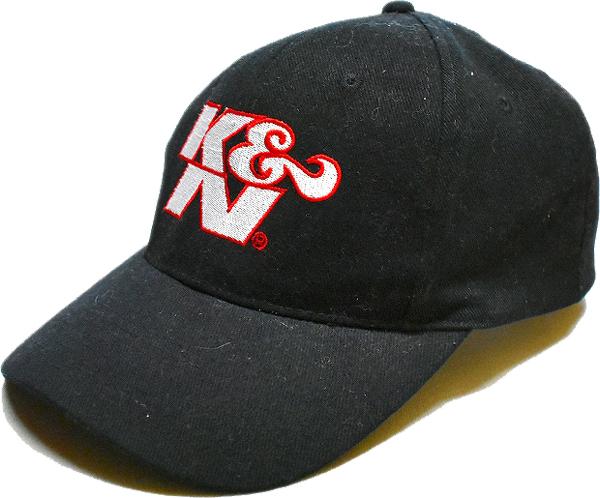 USED黒ベースボールキャップ帽子@古着屋カチカチ (8)
