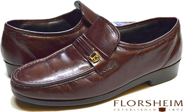 ローファー革靴USEDレザーシューズ画像@古着屋カチカチ (9)