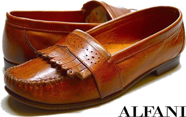 ローファー革靴USEDレザーシューズ画像@古着屋カチカチ (7)