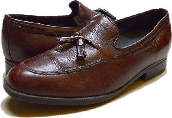 ローファー革靴USEDレザーシューズ画像@古着屋カチカチ (6)