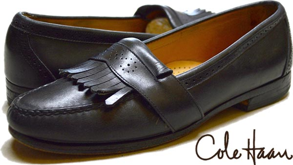 ローファー革靴USEDレザーシューズ画像@古着屋カチカチ (4)