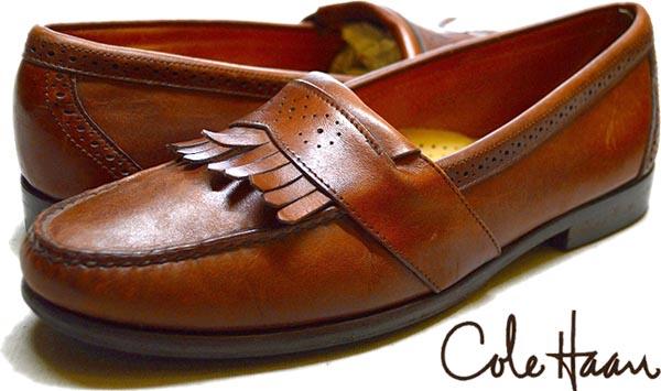 ローファー革靴USEDレザーシューズ画像@古着屋カチカチ (3)