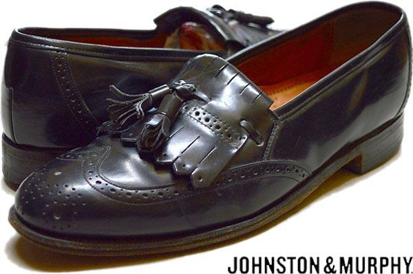 ローファー革靴USEDレザーシューズ画像@古着屋カチカチ