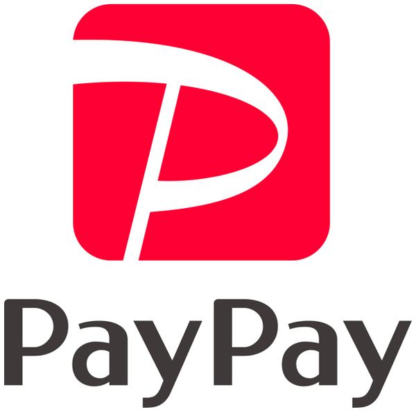 スマホ簡単決済PaypayペイペイLogoロゴ画像@古着屋カチカチ