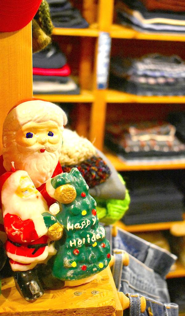 クリスマススペシャルセール古着屋カチカチ店内画像Used Clothing Shop@Tokyo Japan00