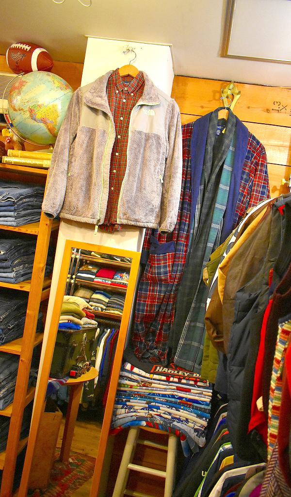 クリスマススペシャルセール古着屋カチカチ店内画像Used Clothing Shop@Tokyo Japan03