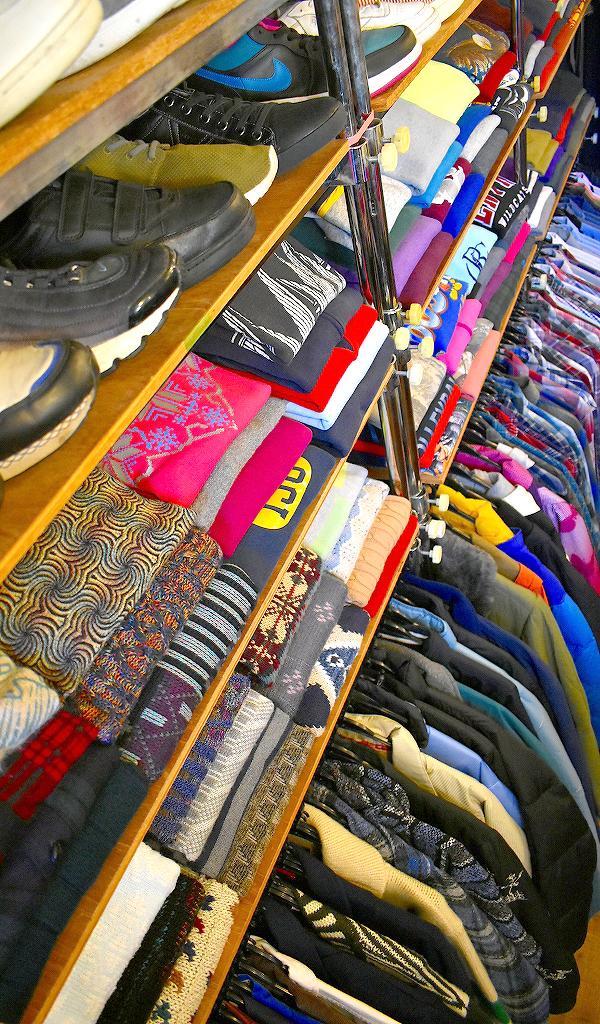 古着屋カチカチ2018年末最後のシークレットセール店内画像06