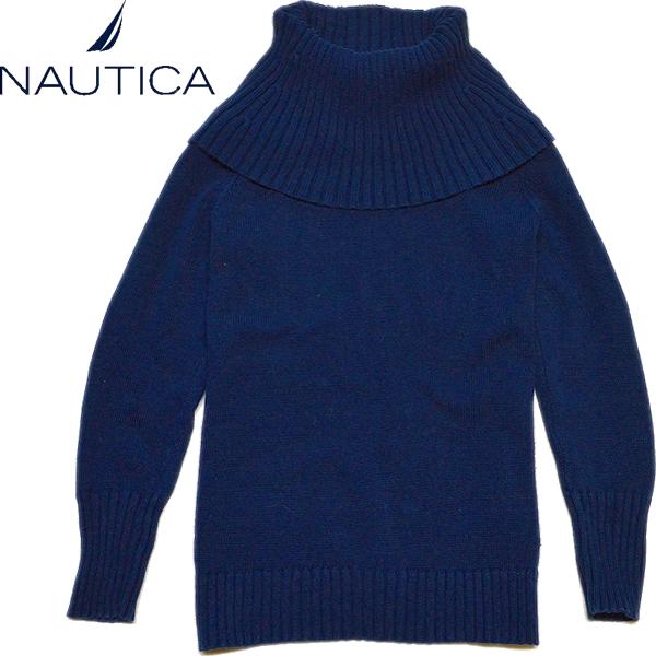 ハイネック冬物ニットセーター画像@古着屋カチカチ (5)