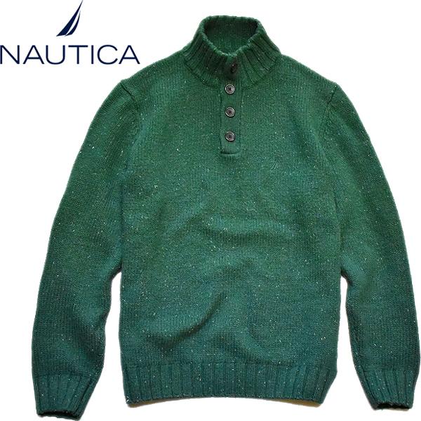 ハイネック冬物ニットセーター画像@古着屋カチカチ (4)