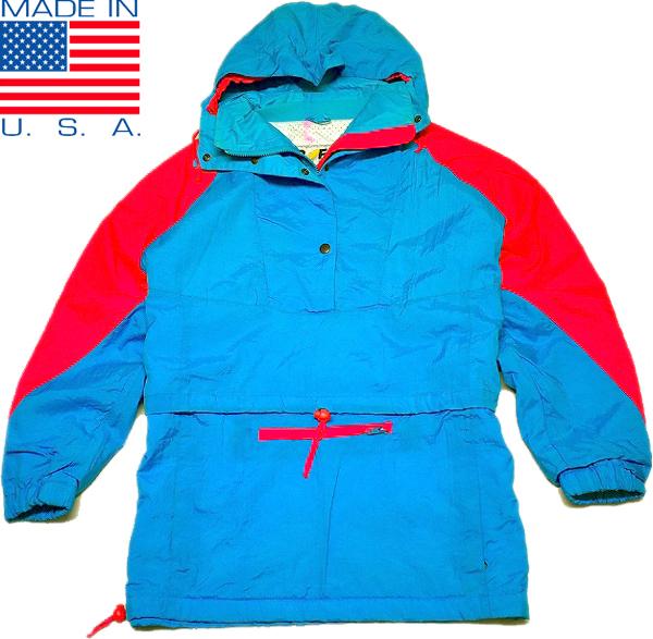 プルオーバー冬物ジャケット画像@古着屋カチカチ