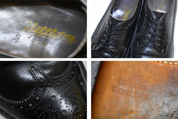 古着屋カチカチ画像バレンタインDAY無料キャッププレゼント企画レザーシューズ革靴入荷